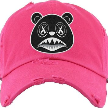 Oreo Baws Hot Pink Dad Hat