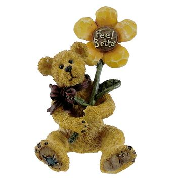 Boyds Bears Resin Petals Figurine