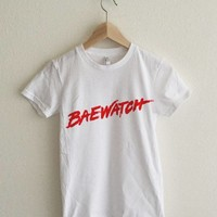 Baewatch Short Sleeve Women's T-shirt