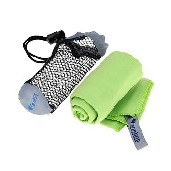 Ultralight Compact Quick Drying Towel Camping Hiking Hand Face Towel Outdoor Travel Knits Swimming Towels