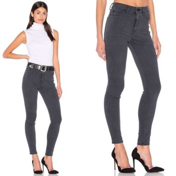 New DL1961 MARGAUX Instasculpt Ankle Skinny Jeans Size 28 ✨ RT $178 ✨ FN46622