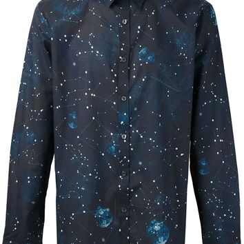 Paul Smith constellation print shirt