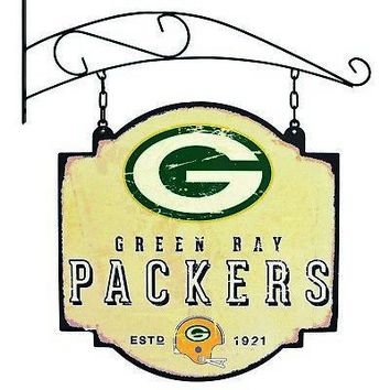 Licensed Green Bay Packers Official NFL Tavern Signs by Winning Streak 112070 KO_19_1