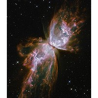 BUTTERFLY NEBULA POSTER Space Astrology - Amazing Nasa Hubble Telescope Shot RARE HOT NEW 24x28