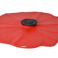 Charles Viancin Poppy Lid - Medium 9""