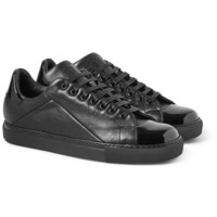 Mr. Hare - Cunningham Leather Sneakers | MR PORTER