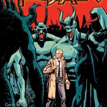 John Constantine, Hellblazer 8: Rake at the Gates of Hell (Hellblazer (Graphic Novels))