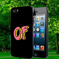Obey Doughnut Odd Future OFWGKTA on iphone 5s case, iphone 5c case, iphone 4s case, and samsung s3, samsung s4 cases tocoolcases