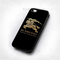 Burberry Logo - Photo print on hard plastic-iphone 4/4s case-iphone 5/5s/5c case-samsung galaxy s3 case-samsung galaxy s4 case