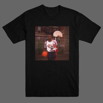 Michael Jordan Air Jordan I Notorious 1984 Chicago Bulls NBA T Shirt