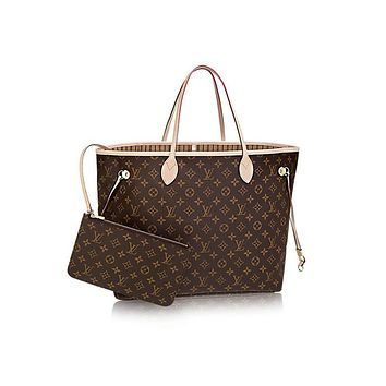 LV Louis Vuitton Hot Sale Women Leather Handbag Shoulder Bag Zipper Purse Wallet And Key Pouch-Coin Purse