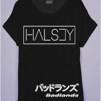 HALSEY Badlands Black T-Shirt | CrewWear