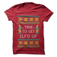 Time To Get Elf'd Up