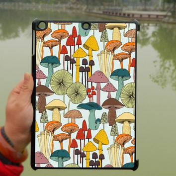 Mushrooms Pattern iPad Case,iPad mini Case,iPad Air Case,iPad 3 Case,iPad 4 Case,ipad case,ipad cover, ipad mini cover ipad air,iPad 2/3/4-025