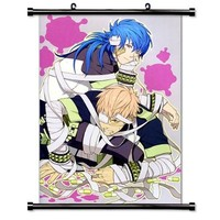 "Dramatical Murder Anime Fabric Wall Scroll Poster (16"" x 24"") Inches"