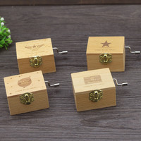 Music Lovely Decoration Gifts Box [6282798214]