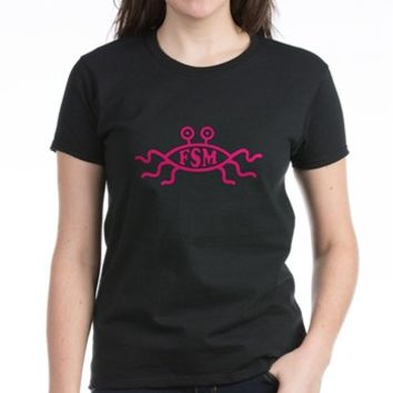 FSM Fish Tee> FSM Emblem> Flying Spaghetti Monster Online Store