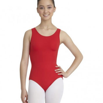 Adult Tank Leotard (Red) (MFA)