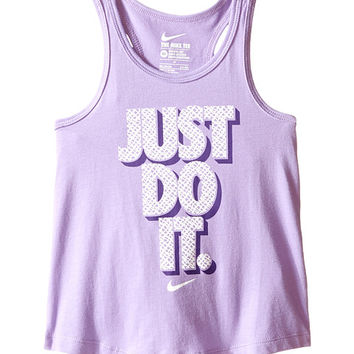 Nike Kids Just Do It™ Lynx A-Line Tank Top (Toddler)