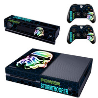 Star wars storm trooper decal for console xbox one skin sticker