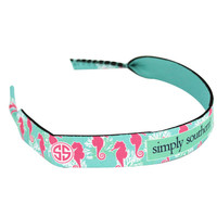 Simply Southern Preppy Collection Sunglass Straps RETAINER-SEAHORSE