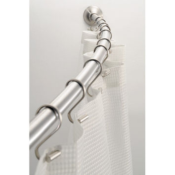 InterDesign Curved Shower Rod & Reviews | Wayfair
