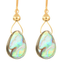 Drops of Abalone Earrings | Overstock.com