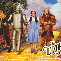 The Wizard of Oz Movie Cast Poster 24x36
