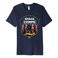 Space Corps Special Space Military Division Premium T-shirt