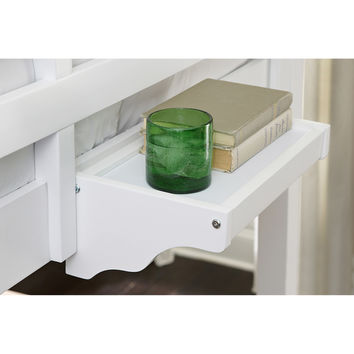 School House Hanging Nightstand White | Overstock.com Shopping - The Best Deals on Kids' Nightstands