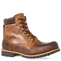 The Earthkeeper's Rugged Boot in Copper Roughcut