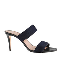 J.Crew Womens Lena Calf Hair Sandals