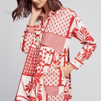 Printmaker Shirtdress