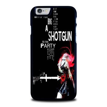 the pretty reckless quotes iphone 6 6s case cover  number 1