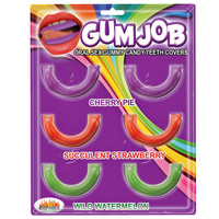 Gum Job/Oral Sex Candy Teeth Covers