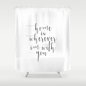 Best Valentine Shower Curtain Products On Wanelo