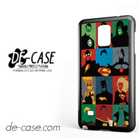 Superheroes Comics For Samsung Galaxy Note 4 Case Phone Case Gift Present