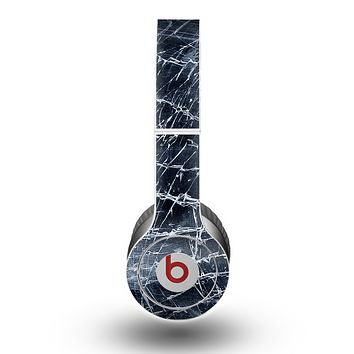 The Shattered Glass Skin for the Beats by Dre Original Solo-Solo HD Headphones