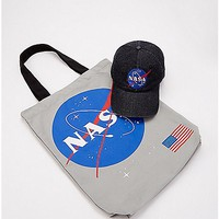 NASA Dad Hat and Tote Bag - Spencer's