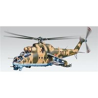 Revell 1:48 MIL-24 Hind Helicopter