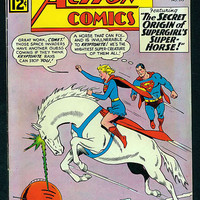 Action Comics-1938 #293 | DC Original Comic