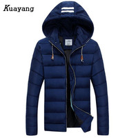 New Arrival Fashion Winter Style Men Jacket Coat Keep Warm Casual Wear Simple Style Handsome BKDZ0030