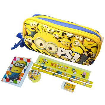 Minion school Pencil Case