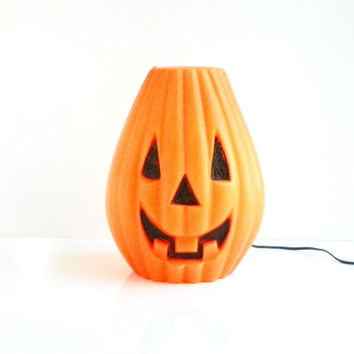 Halloween Jack O Lantern Blow Mold