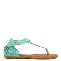 Ruby Sandals - Mint