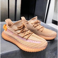 Adidas Yeezy 350 Fashion New Sports Leisure Running Knit Shoes