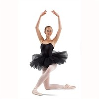 "Leo's LD138LT Adult Professional Tutu Skirt, 12"" - Dancing in the Street"