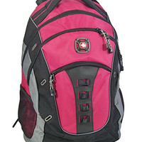Ultimate Swiss Gear Backpack - The Granite Red/Black