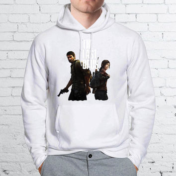 Ellie Joel The Last of Us Unisex Hoodies - ZZ Hoodie