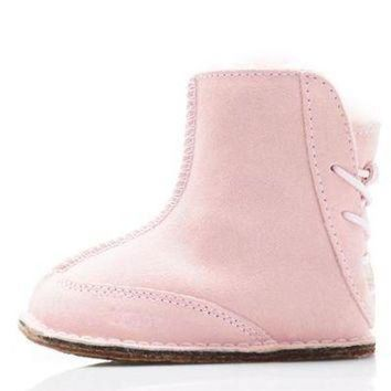 LNFNO UGG Australia Infant Boo Boots for Girls